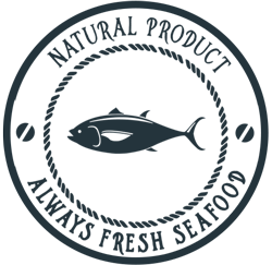 Natural Product Always Delivered Fresh Seafood